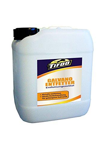 Galvanoentfetter (5000 ml) - Entfettungsmittel, Entfetter,...