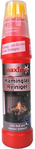 Kaminscheibenreiniger Maximo | Power Activ-Gel gegen hartnäckigste...