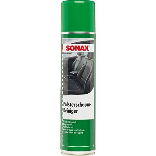 SONAX PolsterSchaumReiniger (400 ml) entfernt fasertief selbst...