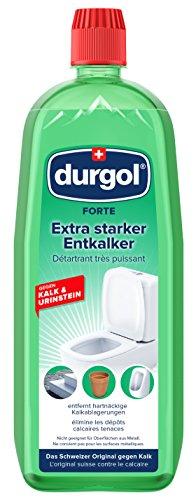durgol FORTE – Extra starker Entkalker für den Sanitär- und...
