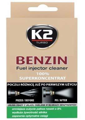 K2 Benzinzusatz Additiv Vergaserreiniger Einspritzdüse Reinigerer...