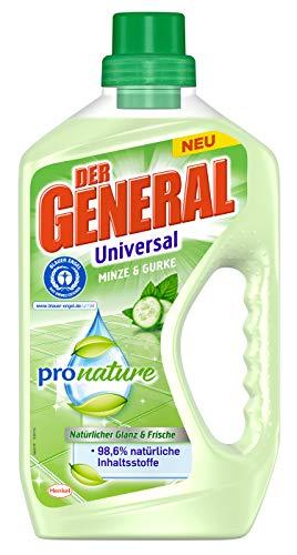 Der General Universal Pro Nature Minze und Gurke (Allzweckreiniger)...