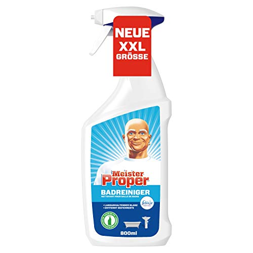 Meister Proper Badspray (800 ml) mit Febreze Frische, wirkungsvolle...