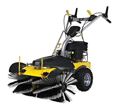 TEXAS Smart Sweep 800 Benzin Kehrmaschine | 3600 Watt Leistung | 80 cm...