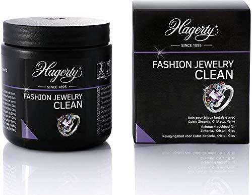 Hagerty Fashion Jewelry Clean Schmuck-Tauchbad 170 ml I Effektiver...