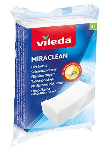 Vileda Miraclean Schmutzradierer - optimal zum Lösen von Schmutz auf...