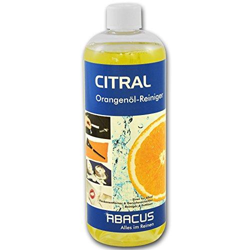 CITRAL 1000 ml (2108) --- Orangenölreiniger Baumharzentferner...