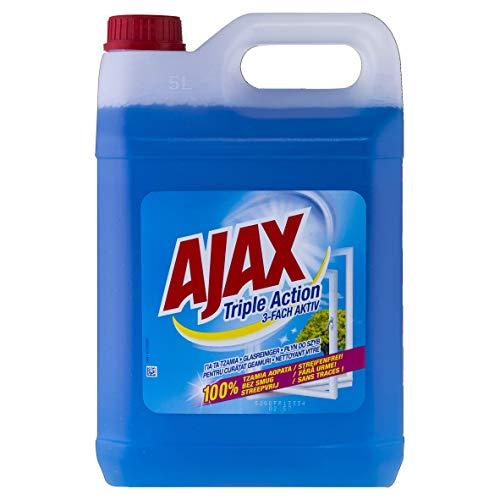 Ajax Glasreiniger Kanister 5l zum einfachen Nachfüllen der...