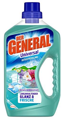 Der General Universal Bergfrühling, Allzweckreiniger, 1 x 750 ml,...