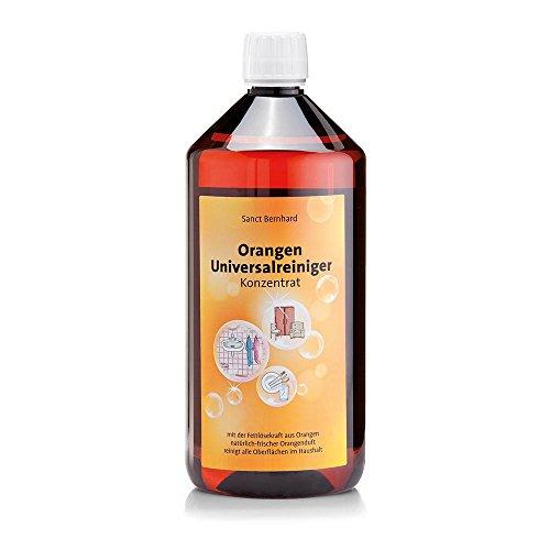 Sanct Bernhard Orangen-Universalreiniger Konzentrat mit Orangenöl,...