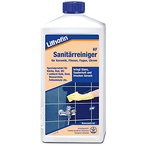 Lithofin 731080 Sanitärreiniger, 1 Liter