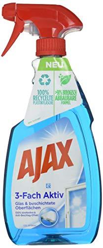 Ajax 3-Fach Aktiv Glasreiniger, 500 ml