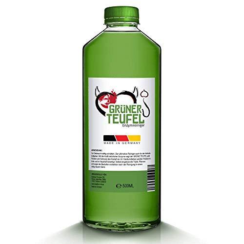 Grüner Teufel - Enzymreiniger 500ml [NEUE VERSION 2020] |...