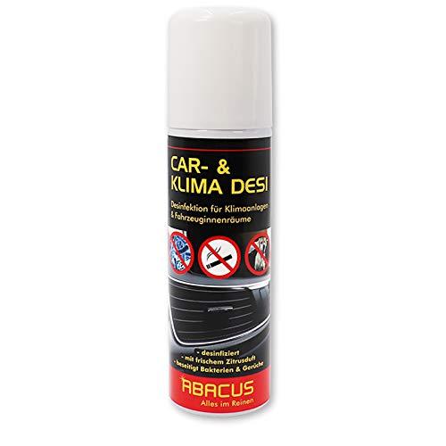 ABACUS CAR DESI 200 ml (3109) -Klimareiniger Klimaanlagenreiniger...