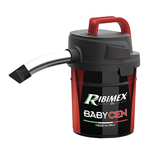 Ribimex PRCEN018, Metall, Elektrischer Aschesauger Babycen...