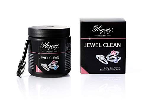 Hagerty Jewel Clean Juwelierwaren Tauchbad für Gold, Platin,...