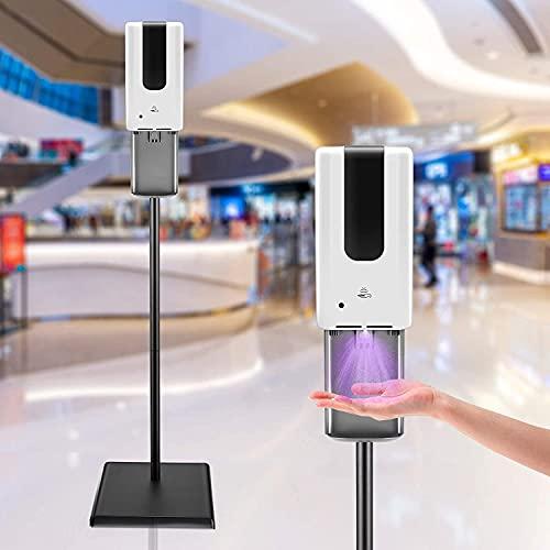 S SMAUTOP Desinfektionssäule mit Sensor Automatischer...