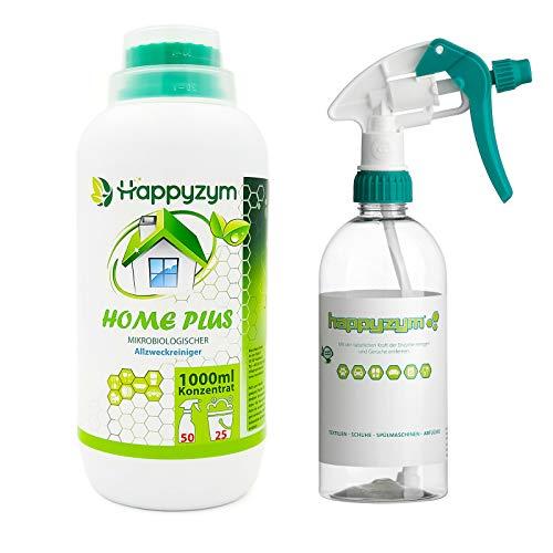 Happyzym Home Plus Biologischer Enzymreiniger Bio-Allzweckreiniger 1...