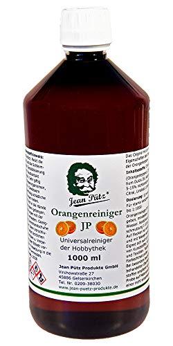Jean Pütz Original Orangenreiniger Konzentrat aus Orangenöl 1 Liter