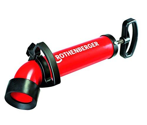 Rothenberger Ropump Super Plus Saug-Druckreiniger (hohe Saug- und...