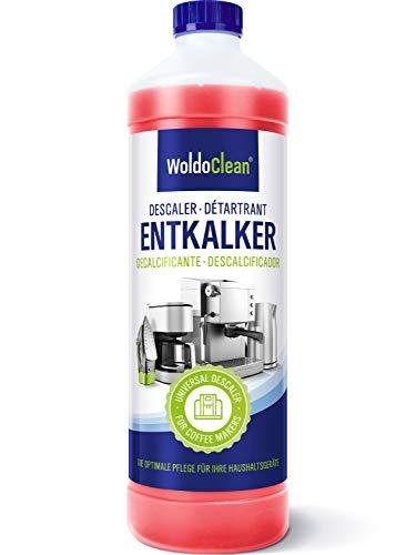 Entkalker für Kaffeevollautomat & Kaffeemaschine 750ml - kompatibel...