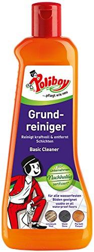 Poliboy - Grundreiniger für wasserfeste Böden - Ideal als...