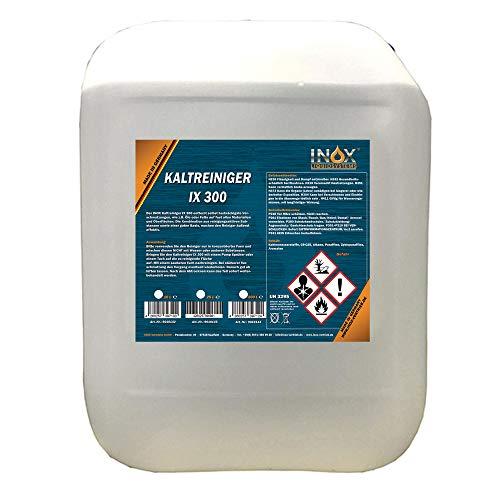 INOX® IX 300 Motor Kaltreiniger, 10L - Motorreiniger Konzentrat,...