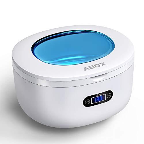 ABOX Ultraschallreinigungsgerät Ultraschallreiniger Ultraschallgerät...
