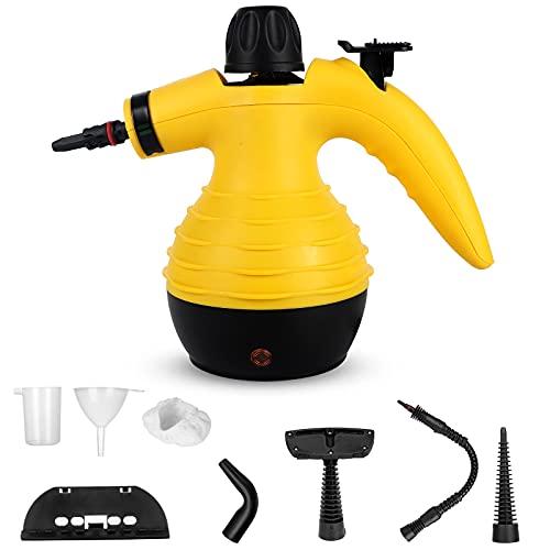 Dampfreiniger Handgerät, Tragbar Handdampfreiniger Steam Cleaner...