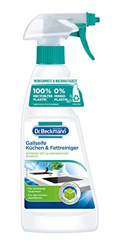 Dr. Beckmann Gallseife Küchen & Fettreiniger, 500 ml