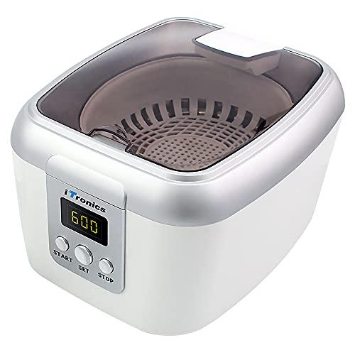 iTronics 600ML Ultraschallreiniger Ultrasonic Cleaner Reiniger...