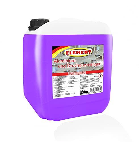 Element Ultraschallreiniger Aluminium und Druckgussreiniger 5 Liter...