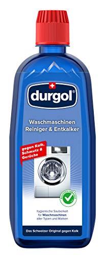 durgol Waschmaschinen Reiniger & Entkalker, 500 ml