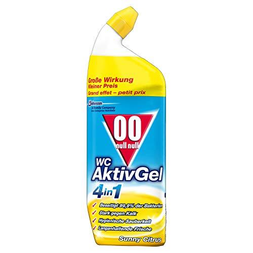 00 null null WC AktivGel 4in1, Flüssiger WC Reiniger, Suny Citrus,...