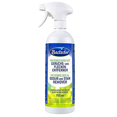 Bactador Geruchsentferner und Fleckenentferner Spray 750ml -...