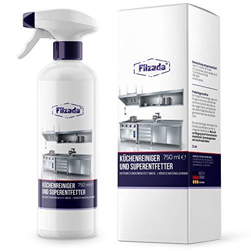 Filzada ® Küchenreiniger/Entfetter - Hochwertiger Fettlöser -...
