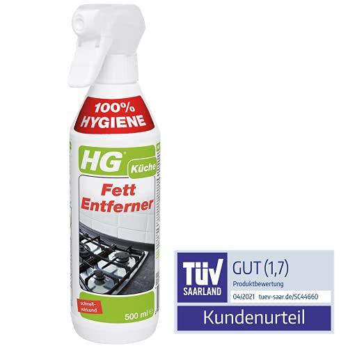 HG Fett-Entferner, Einfacher & starker Küchenreiniger,...