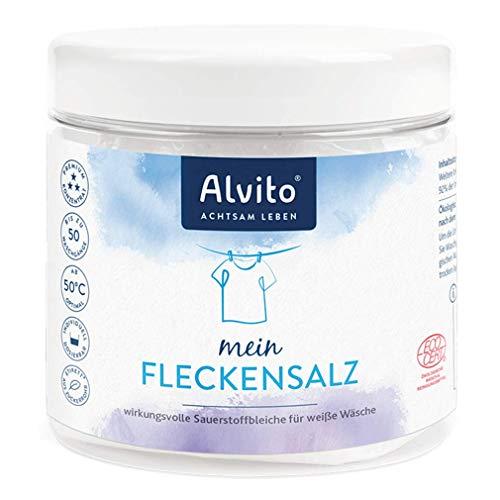 Alvito Öko Fleckensalz - Bleichmittel für Kaffee-, Obst-, Wein- und...