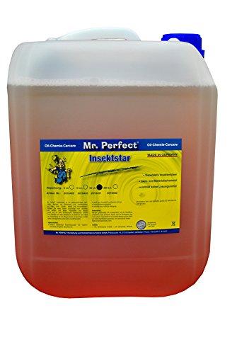 Mr. Perfect® Insektstar, 10 Liter - Insektenentferner für KFZ,...