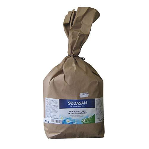 SODASAN Bleichmittel und Fleckensalz im 5 kg Sack in Bio-Qualität,...