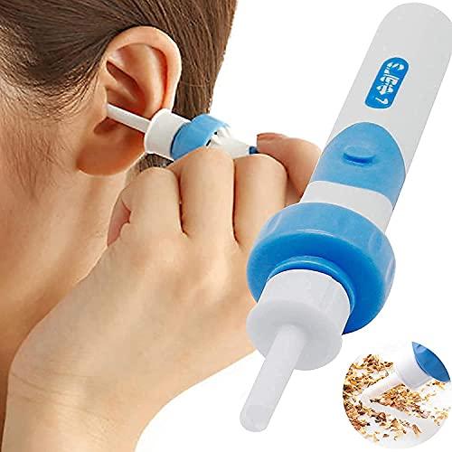 Ohrenreiniger, Ohrwachsentferner Elektrische, Sicherer Ohrenschmalz...