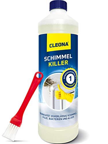 Schimmelentferner gegen Schimmel für Wand, Bad, Tapete Holz, Fugen -...