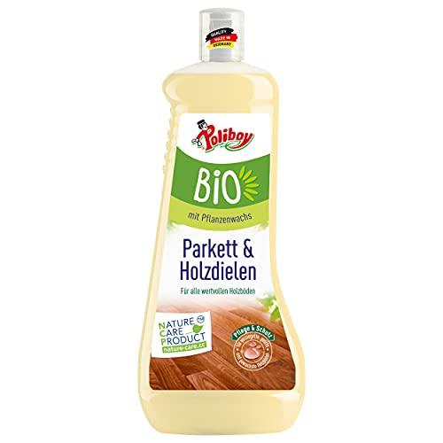 Poliboy - Bio Parkett und Holzdielen Pflege - Pflege und Schutz für...