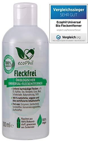 ecoPhil Bio Universaler Fleckenentferner - Entfernt hartnäckige...