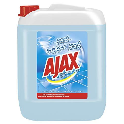 Ajax Allzweckreiniger Frischeduft, 1 x 10l - Haushaltsreiniger für...