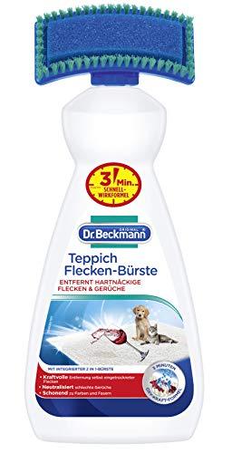 Dr. Beckmann Teppich Flecken-Bürste (1x 650 ml), Teppichreiniger zur...