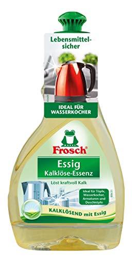 Frosch Kalklöse-Essenz, Gelblich Essig, 300 ml