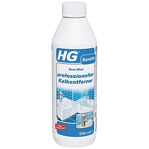 HG professioneller Kalkentferner, Kalkreiniger für das Badezimmer,...