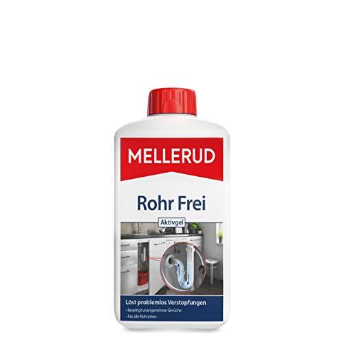 Mellerud Rohr Frei Aktivgel – Leistungsstarker Abflussreiniger gegen...