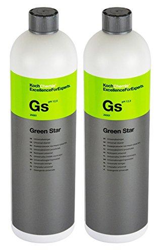 Koch Chemie 2x GS Green Star Universalreiniger Universal Reiniger...
